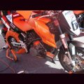 "R&G Racing Obere Sturzpads ""No Cut"" KTM Super Duke 990 / 990 R"