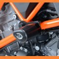 "R&G Racing Sturzpads ""No Cut"" KTM Super Duke 1290 R 2014-"