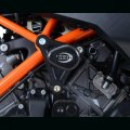 "R&G Sturzpads Set ""No Cut"" KTM Super Duke 1290 GT 2016-"