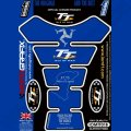 Motografix Isle Of Man TT Races Official Licensed 3D Gel Tank Pad Protector IOMTT01B