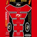 Motografix Isle Of Man TT Races Official Licensed 3D Gel Tank Pad Protector IOMTT01R