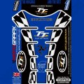 Motografix Isle Of Man TT Races Official Licensed 3D Gel Tank Pad Protector IOMTT06B