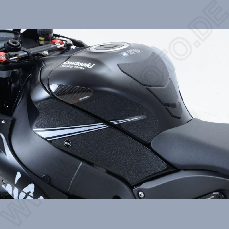 Tankpads NEW R/&G Eazi-Grip Tank Traction Pads 6er Kawasaki ZX-10 R 2016