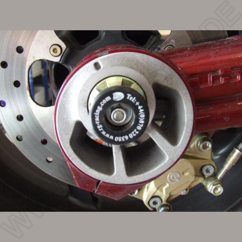 R/&G Racing Schwingen Protektoren Benelli TNT Tre K Swingarm Protectors