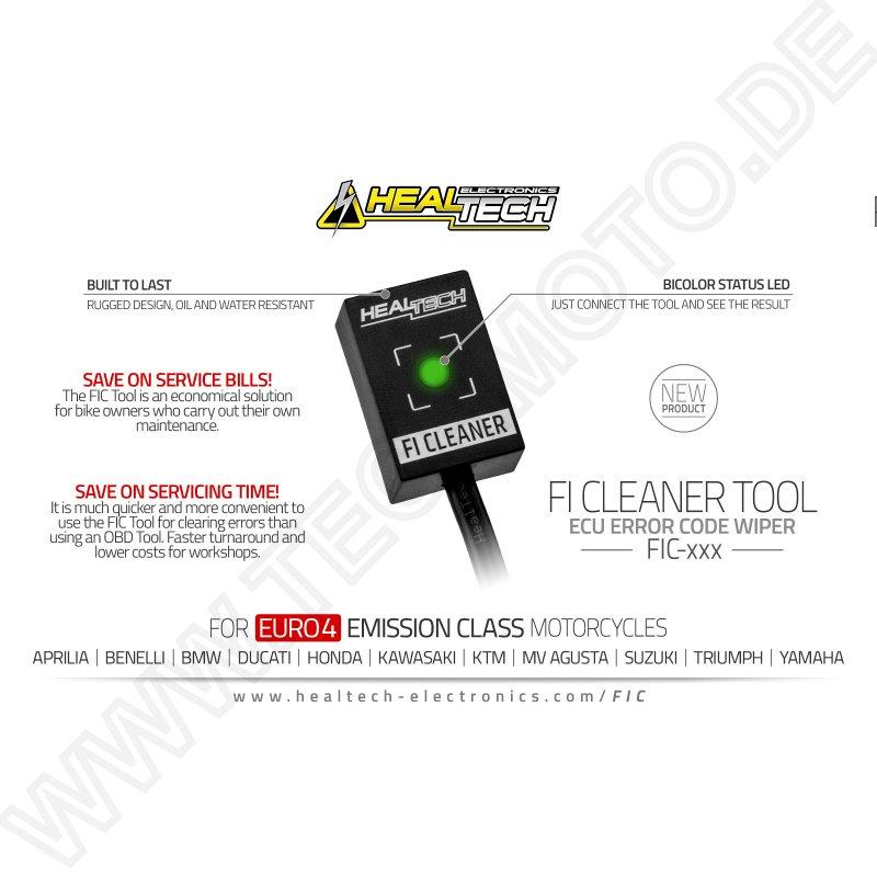 Healtech FI Cleaner Tool FIC-S01 - TechMoto