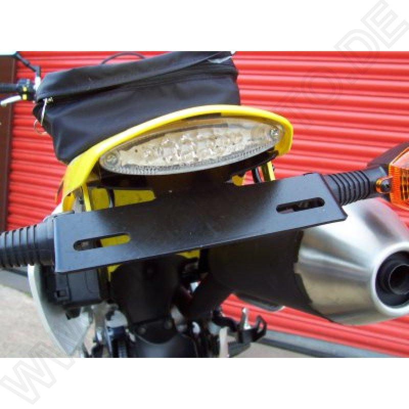 R&G Racing Licence plate holder Suzuki DRZ 400 / 400 SM