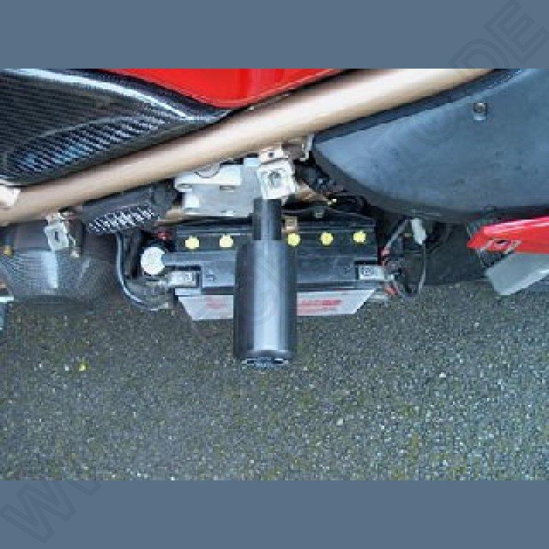 R/&G RACING FORK PROTECTORS PAIR CRASH BOBBINS DUCATI 996 2001