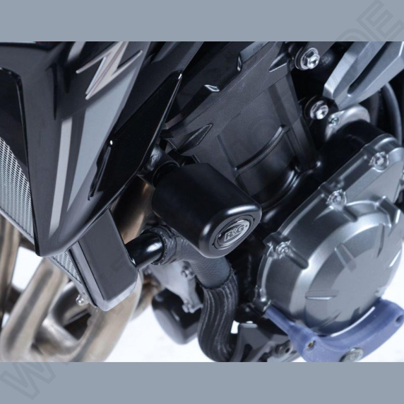 RG Racing Sturzpads No Cut Kawasaki Z 900 2017 ABCP0418BK