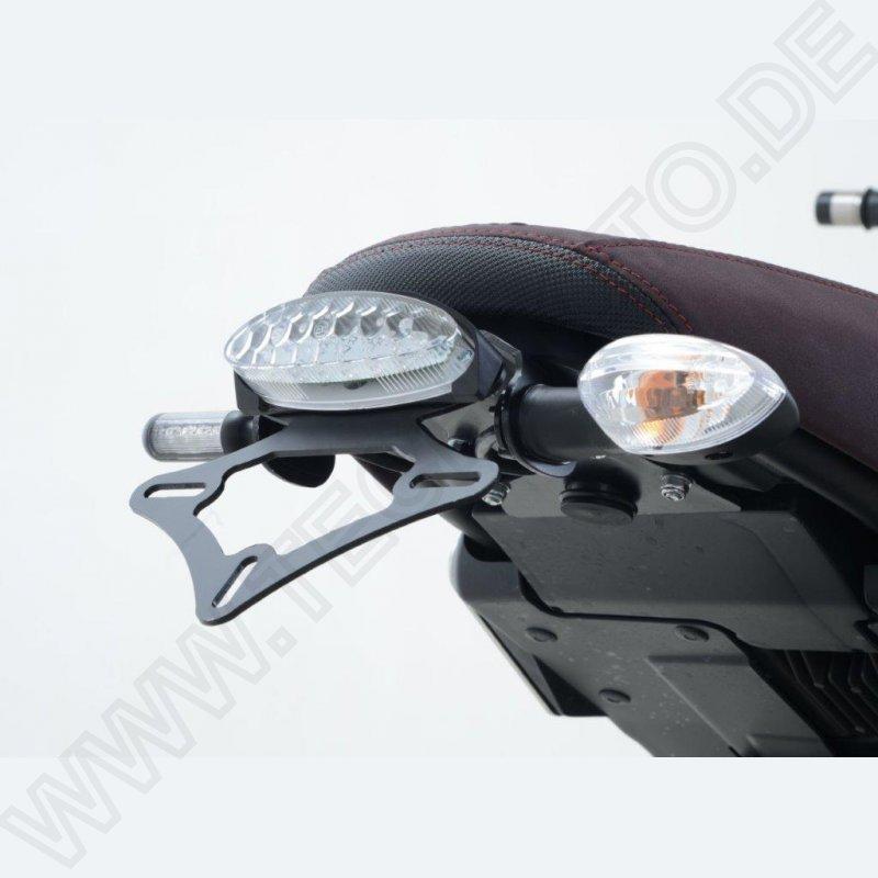 RG Racing Licence Plate Holder Yamaha XSR 900 2015 ABLP0197BK