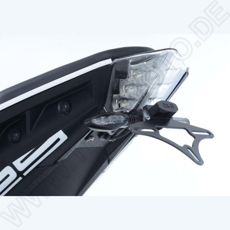 Radically Tidy Up The Rear End Of KTM 125 Duke 17 And 390 Models With This RG Tail